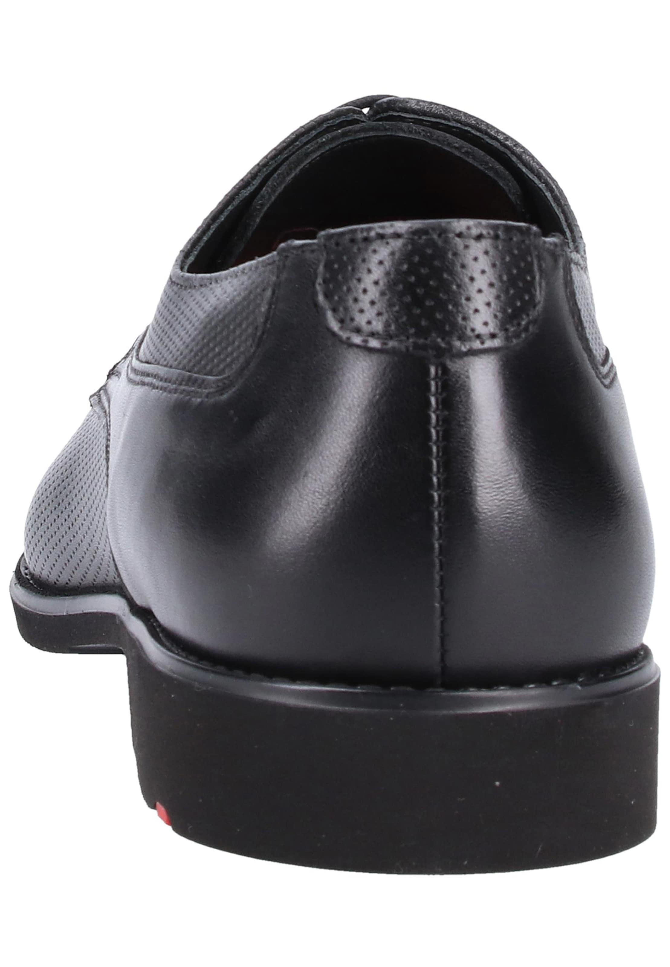 Noir Lloyd Chaussure Lacets À En CdxorBe
