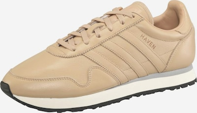 ADIDAS ORIGINALS Sneaker 'Haven' in sand: Frontalansicht