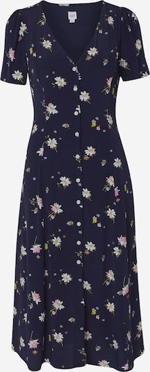 GAP Letnia sukienka 'SS BTN THRU MIDI DRS' w kolorze niebieskim, Podgląd produktu