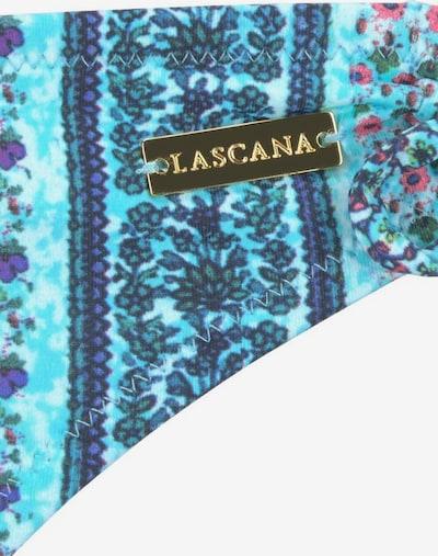 LASCANA Bikini in türkis / helllila / pink, Produktansicht
