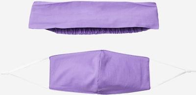 Accesorii pentru păr 'Felicia' ABOUT YOU pe lavandă: Privire frontală