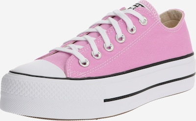 CONVERSE Sneakers laag 'CALL STAR LIFT - OX' in de kleur Pink / Wit, Productweergave