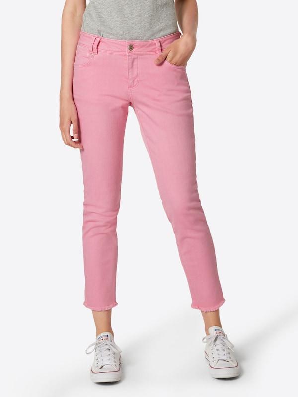 S.Oliver rot LABEL LABEL LABEL Jeans in Rosa  Große Preissenkung b8e476
