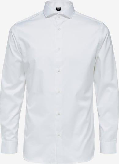 SELECTED HOMME Zakelijk overhemd in de kleur Wit, Productweergave