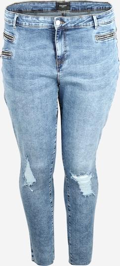 Vero Moda Curve Jeans in de kleur Blauw, Productweergave