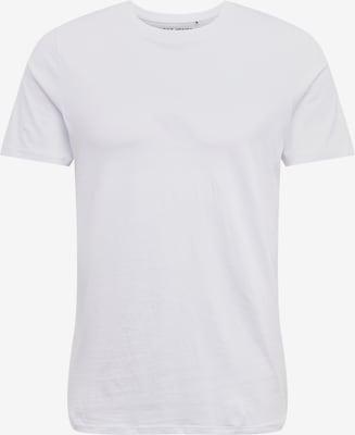 T-Shirt 'JJEORGANIC BASIC TEE SS O-NECK NOOS' - JACK & JONES en blanc