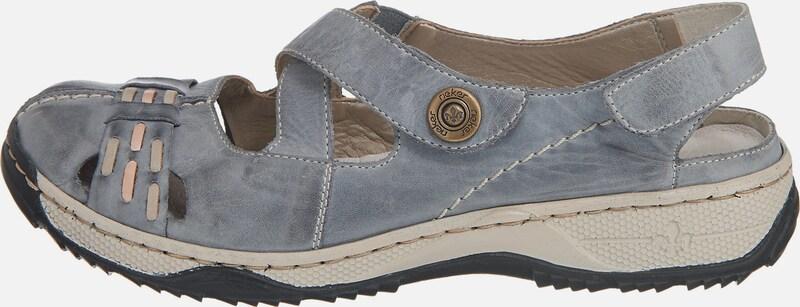 RIEKER Ballerinas Verschleißfeste billige Schuhe Hohe Qualität