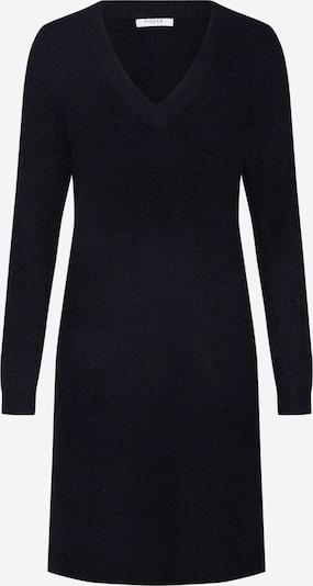 PIECES Pletena obleka 'PCELLEN' | črna barva, Prikaz izdelka