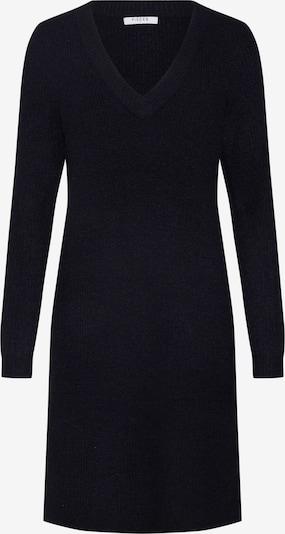 PIECES Adīta kleita 'ELLEN' pieejami melns: Priekšējais skats