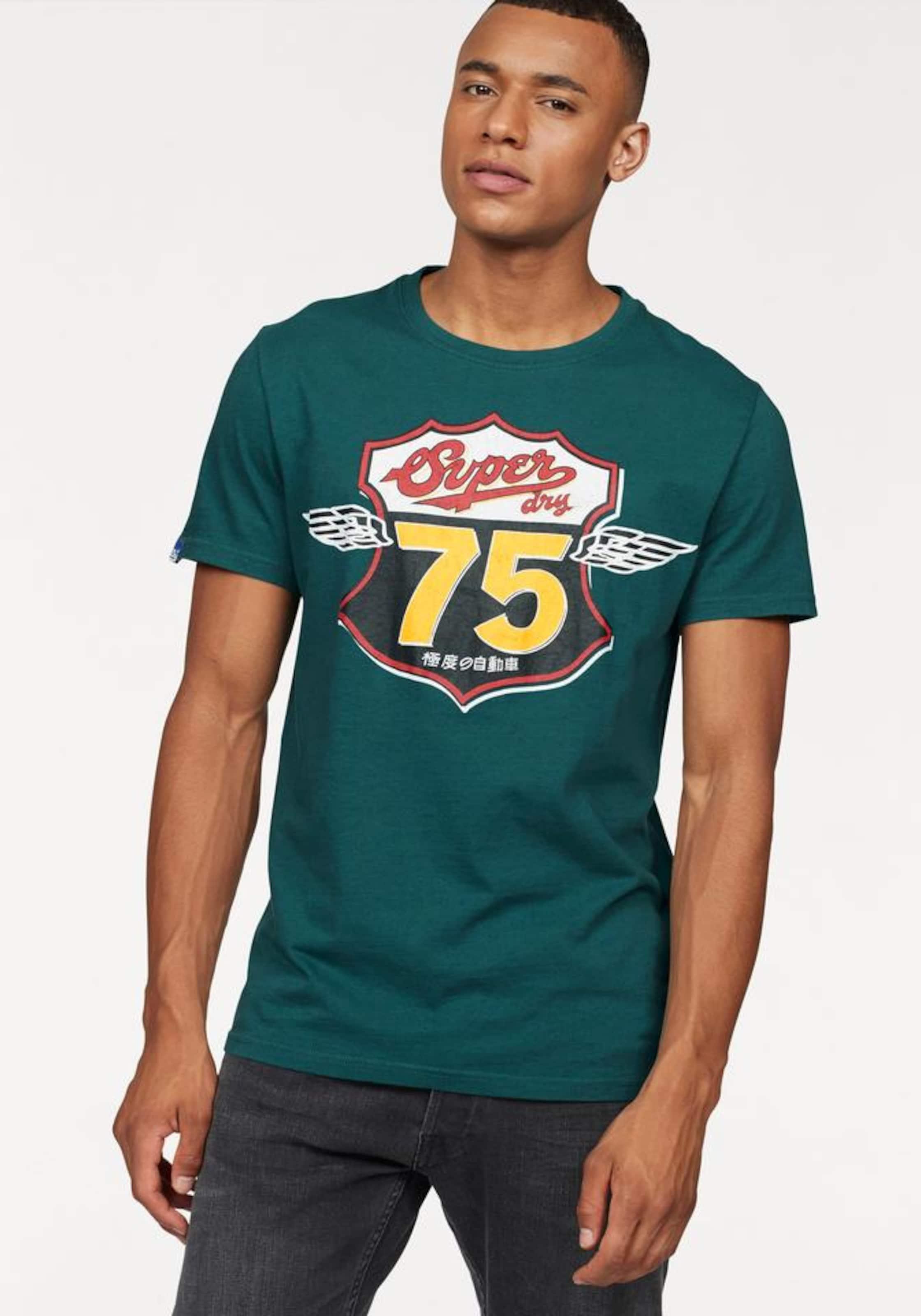 Billig Verkauf Angebote Freies Verschiffen Niedrig Versandkosten Superdry Superdry T-Shirt 'REWORKED CLASSIC TEE' Günstig Kaufen Offizielle Seite S88MnPnTB