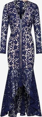 Robe de soirée 'LOVE BIRD DRESS' - Love Triangle en bleu marine