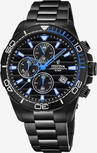 FESTINA Chronograph 'The Originals, F20365/2' in blau / schwarz, Produktansicht
