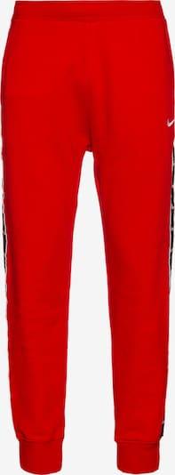 Nike Sportswear Sweathose 'NSW Swoosh' in rot, Produktansicht