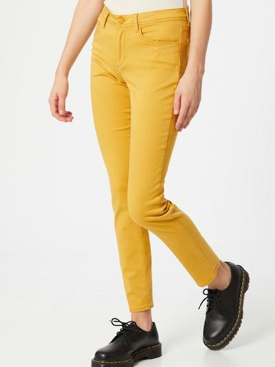 BRAX Jeans 'Shakira Style' in gelb, Modelansicht
