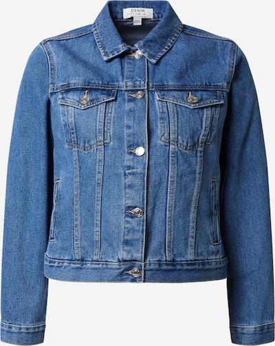 Dorothy Perkins Ceļotāju jaka 'Organic Indigo' pieejami zils džinss, Preces skats