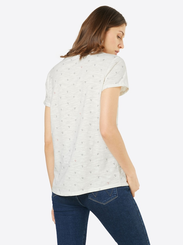TOM TAILOR DENIM T-Shirt 'Valentine'