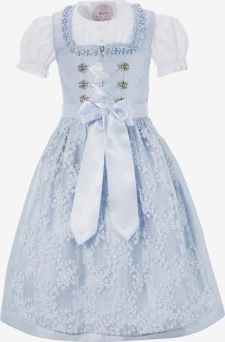 MARJO Dress in Blue