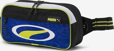 PUMA Heuptas in de kleur Blauw / Neongeel / Zwart / Wit, Productweergave