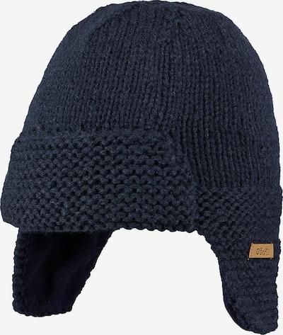 Barts Topfmütze 'YUMA' in nachtblau, Produktansicht
