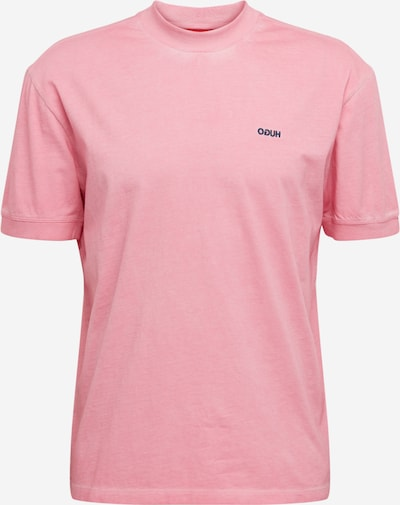 HUGO Shirt 'Donight' in pink, Produktansicht