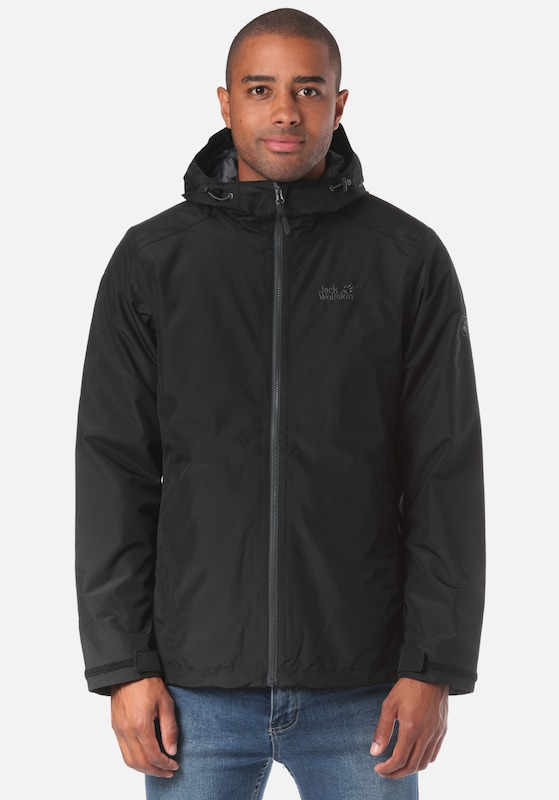 ICEPEAK Funktionsjacke 'Leal' in oliv   ABOUT YOU