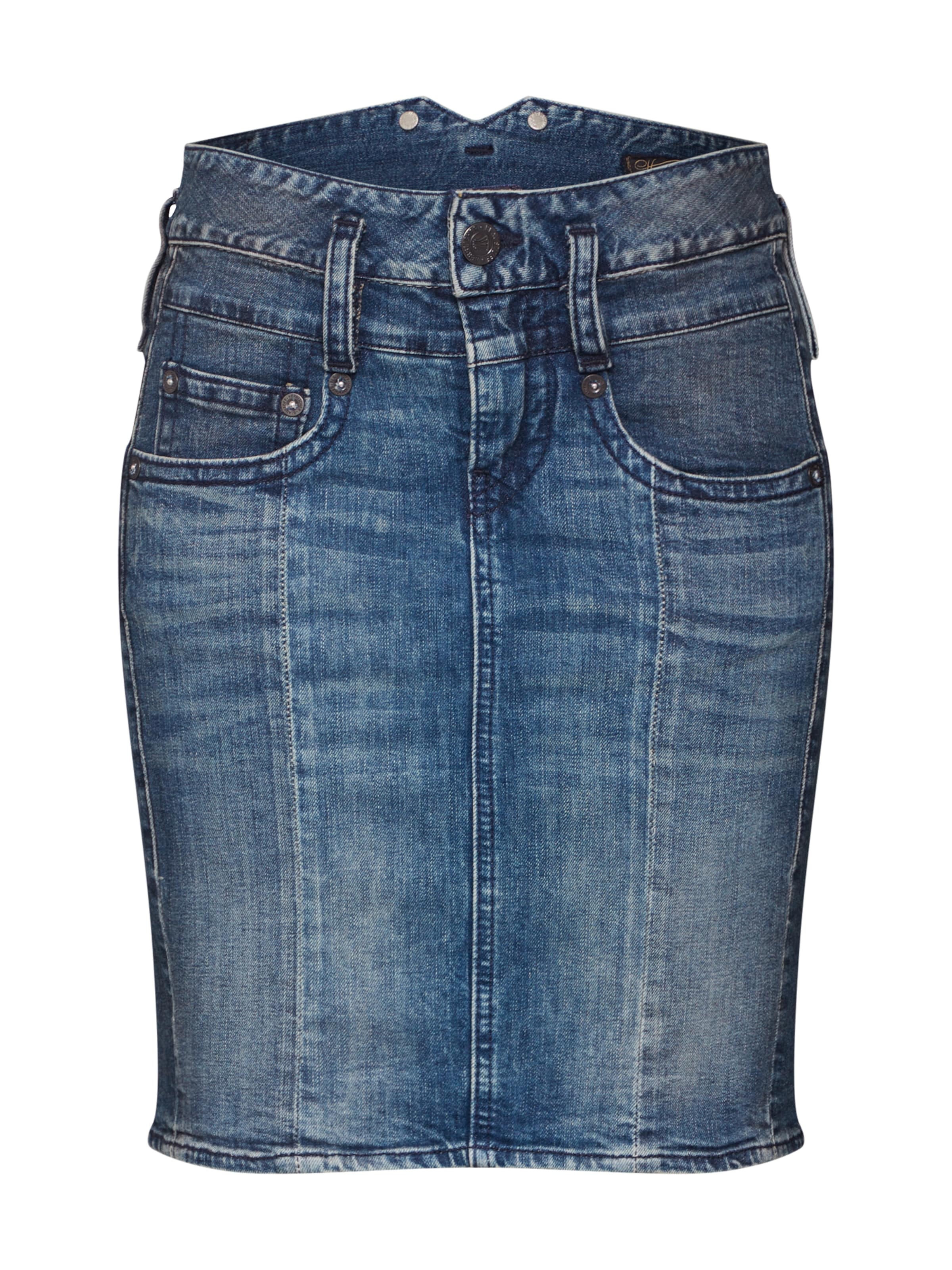Herrlicher Blue In Rock 'patsy' Denim LUVqSzMpG