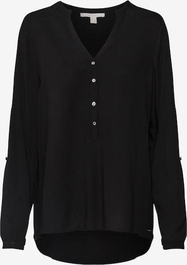 ESPRIT Bluzka w kolorze czarnym, Podgląd produktu