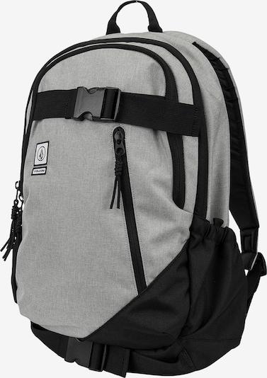 Volcom Sac à dos de sport 'Substrate' en gris chiné / noir, Vue avec produit