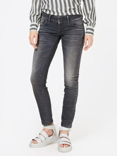 LTB Jeans 'Molly' in grey denim, Modelansicht