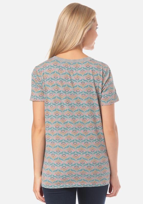 Maloja ' shirt T Graumeliert 'selvam TT1YHBZ
