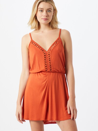 ABOUT YOU Jumpsuit 'Celina' in de kleur Sinaasappel, Modelweergave