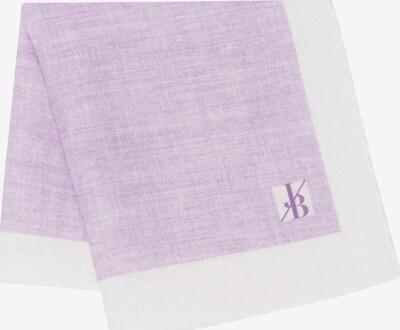 Jacques Britt Einstecktuch ' Custom Fit ' in lila, Produktansicht