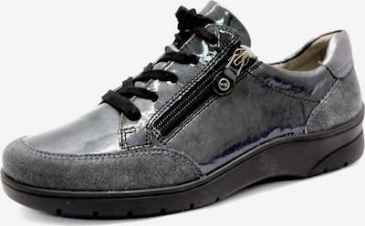 ARA Sportlicher Schnürschuh in greige / silber, Produktansicht