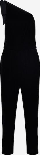 Banana Republic Jumpsuit 'ONE SHOULDER VELVET' in de kleur Zwart, Productweergave