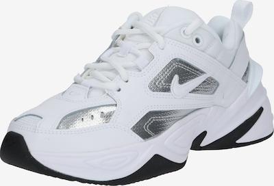 Nike Sportswear Zemie apavi 'W NIKE M2K TEKNO ESS' pieejami melns / balts, Preces skats
