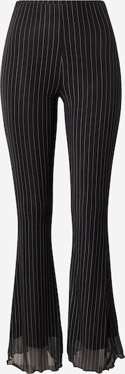 Tally Weijl Püksid must / valge: Eestvaade
