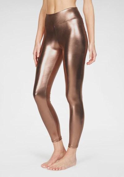 LASCANA Legíny - bronzová / ružové zlato, Model/-ka
