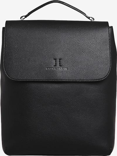 Calvin Klein Jeans Flap Backpack in schwarz, Produktansicht