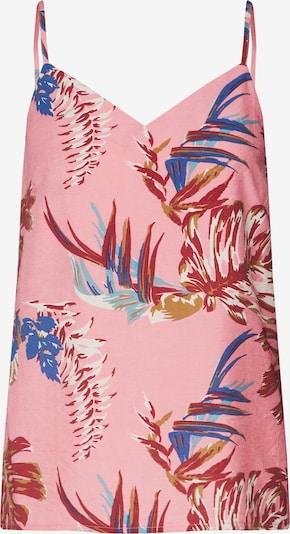 SISTERS POINT Top 'EVY' in blau / braun / pink, Produktansicht