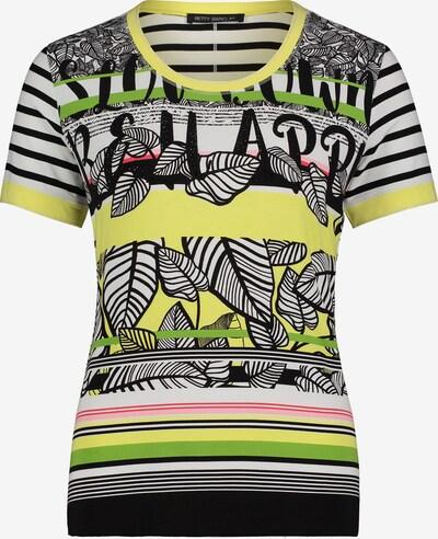 Betty Barclay Shirt in gelb / mischfarben / weiß, Produktansicht