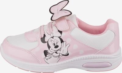 DISNEY Sneaker 'Minnie Mouse' in hellpink / schwarz / weiß, Produktansicht