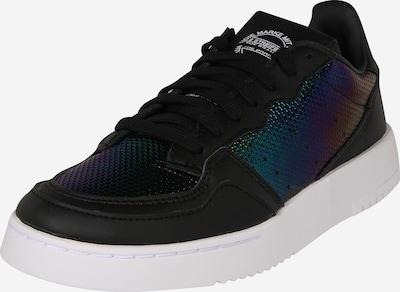 ADIDAS ORIGINALS Sneaker 'SUPERCOURT W' in schwarz, Produktansicht