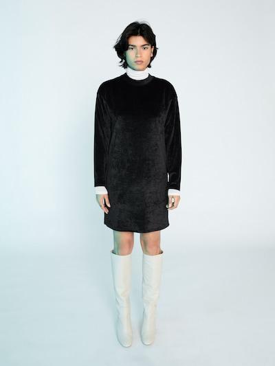 EDITED Kleid 'Alisa' in schwarz, Modelansicht