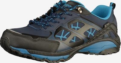 Kastinger Chaussure basse en bleu / bleu foncé / noir, Vue avec produit