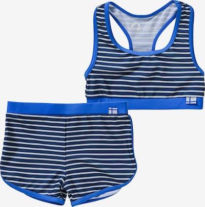 FINKID Bikini 'LUOTO' in blau, Produktansicht