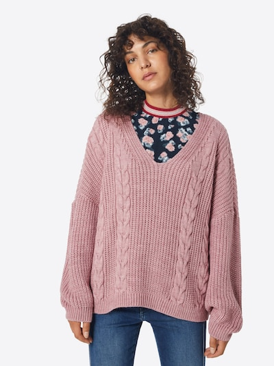 ABOUT YOU Pullover 'Svea' in rosé, Modelansicht