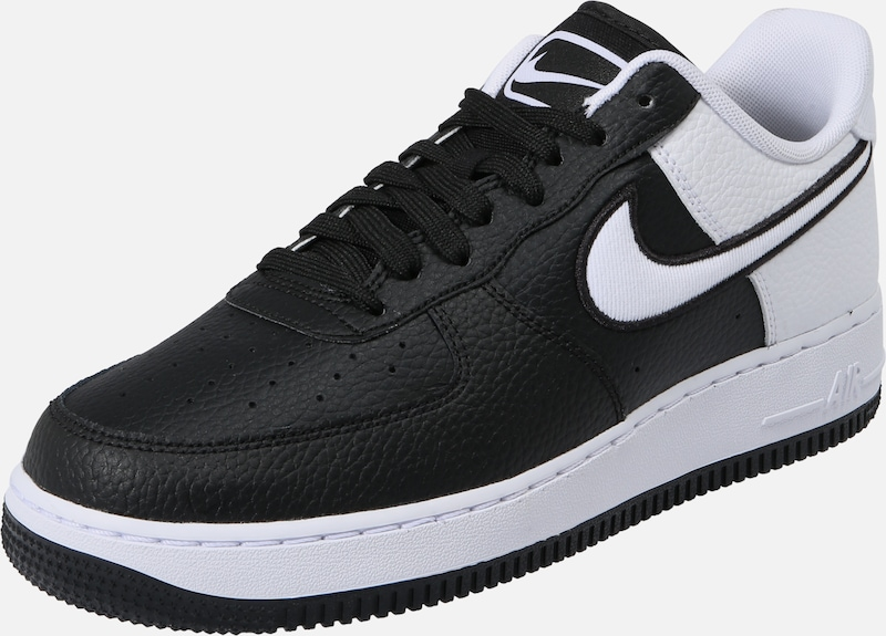 Basses Nike 'nike Baskets Lv8 Sportswear Force 1' 1 NoirBlanc Air '07 En nwPN0XO8k
