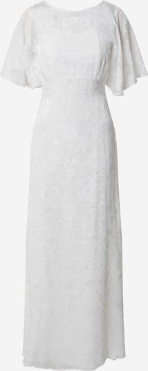 Dorothy Perkins Robe de soirée 'Bridal Leyla Burnout Maxi Dress' en blanc, Vue avec produit