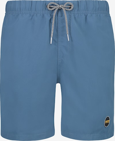Shiwi Boardshorts 'Solid mike' in de kleur Blauw, Productweergave