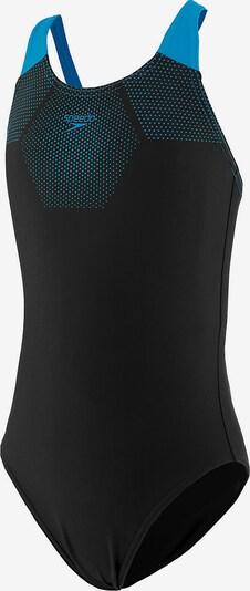 SPEEDO Badeanzug in blau / schwarz, Produktansicht